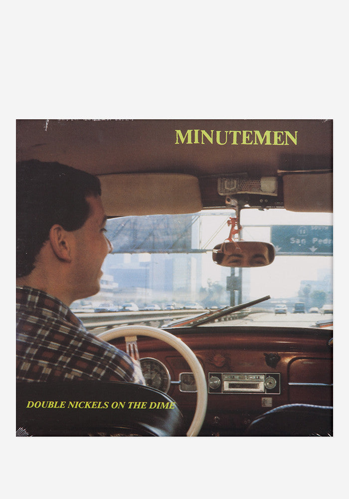 MINUTEMEN Double Nickels on the Dime 2 LP
