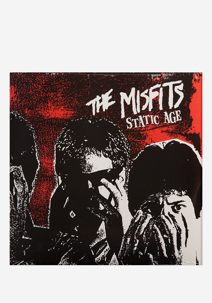 THE MISFITS Static Age LP