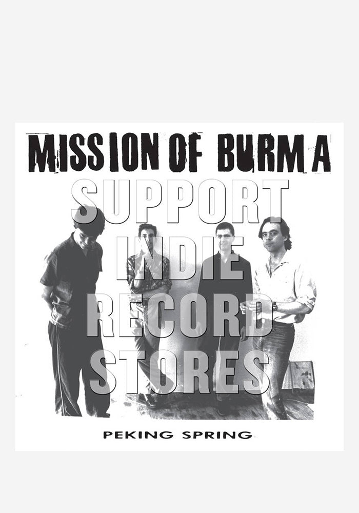 MISSION OF BURMA Peking Spring LP