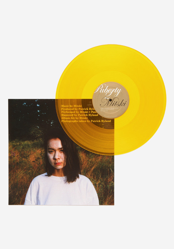 MITSKI Puberty 2 Exclusive LP