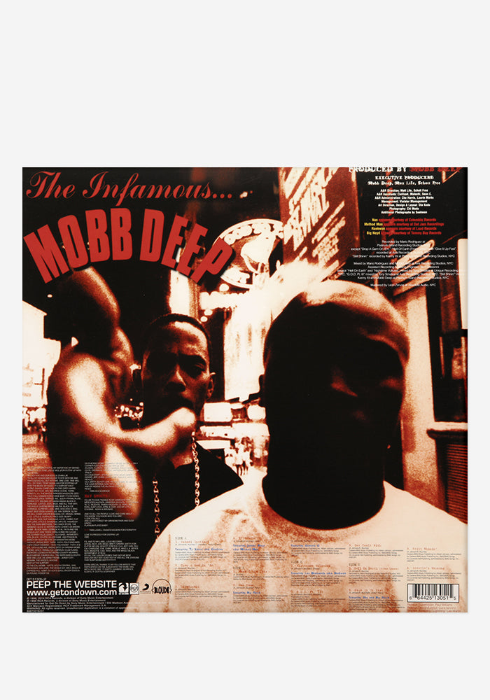 MOBB DEEP Hell On Earth Exclusive 2 LP