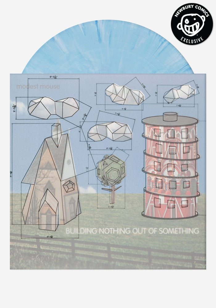 MODEST MOUSE Building Nothing Out Of Something Exclusive LP