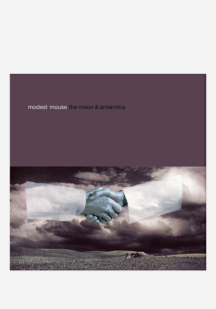 MODEST MOUSE Moon & Antarctica 10th Anniversary 2 LP