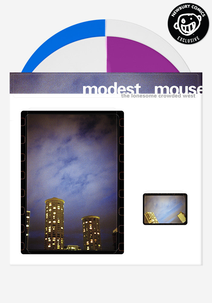 MODEST MOUSE The Lonesome Crowded West Exclusive 2 LP