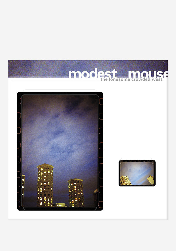 MODEST MOUSE The Lonesome Crowded West 2 LP