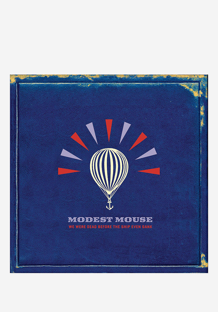 MODEST MOUSE We Were Dead Before The Ship Even Sank 2 LP