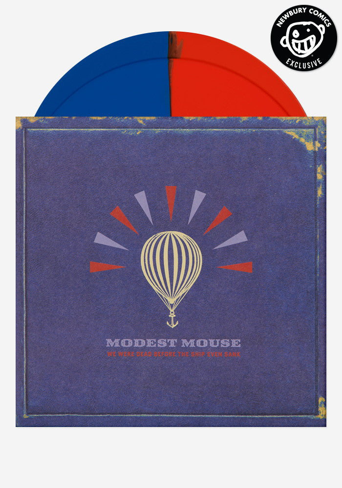MODEST MOUSE We Were Dead Before The Ship Even Sank Exclusive 2 LP