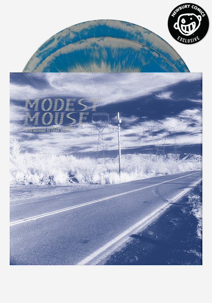 MODEST MOUSE This Is A Long Drive For Someone With Nothing To Think About Exclusive 2 LP