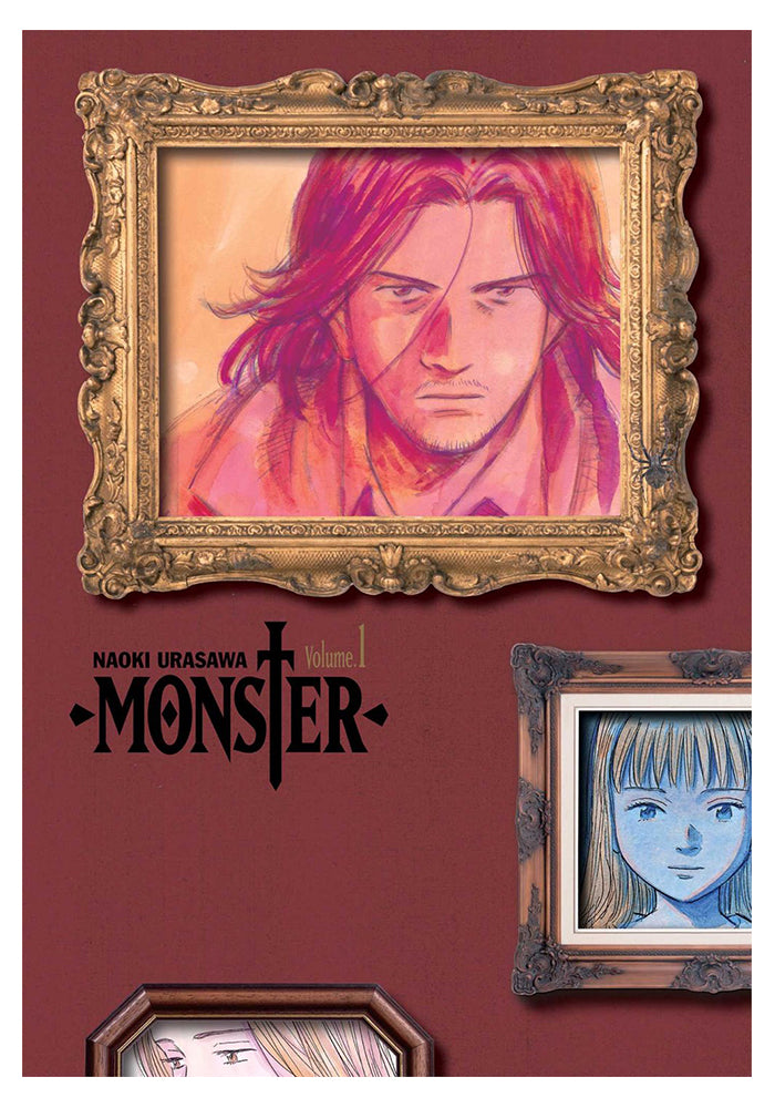 VIZ MEDIA Monster: The Perfect Edition Vol. 1