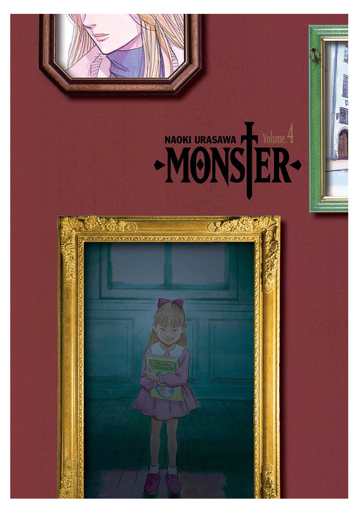 VIZ MEDIA Monster: The Perfect Edition Vol. 4