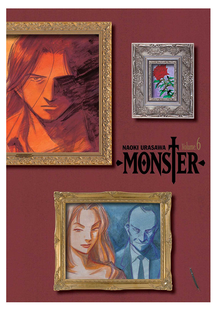 VIZ MEDIA Monster: The Perfect Edition Vol. 6