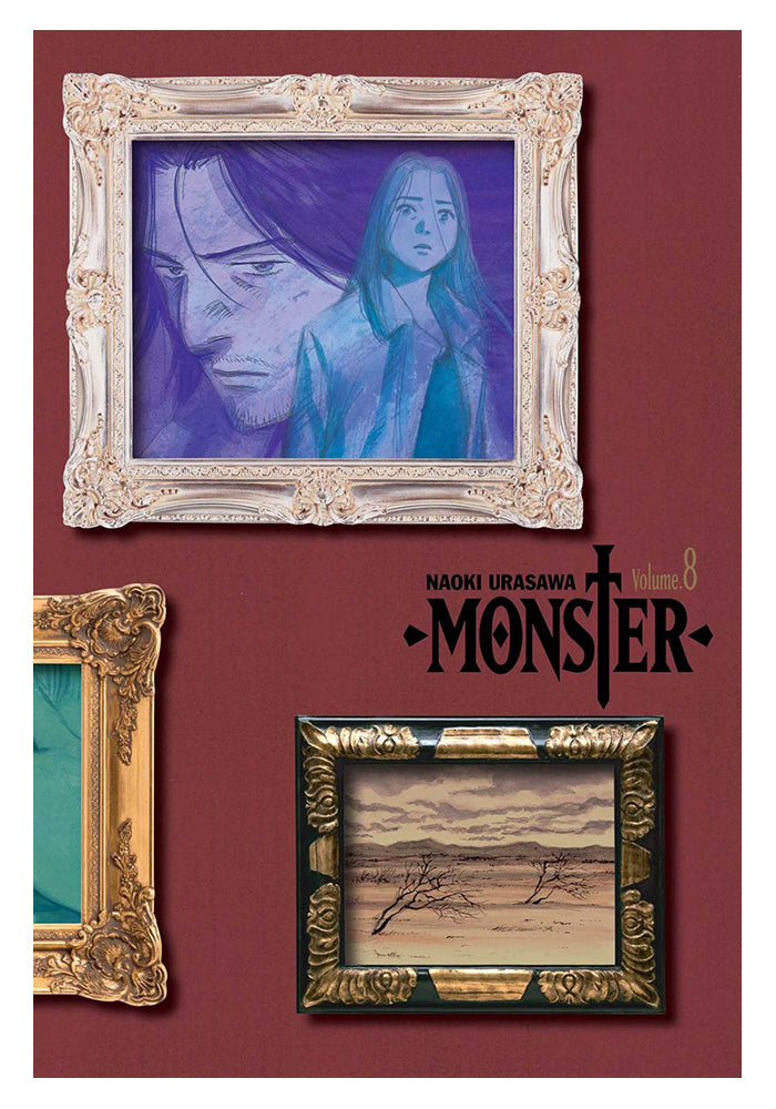 VIZ MEDIA Monster: The Perfect Edition Vol. 8