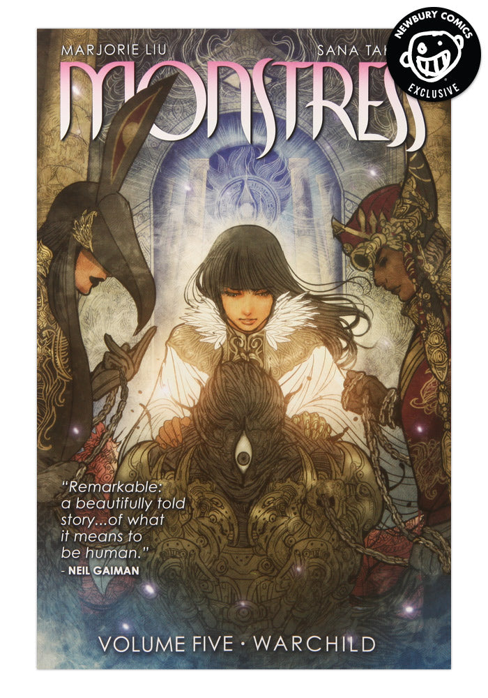 IMAGE COMICS Monstress Vol. 5 Exclusive Variant Graphic Novel