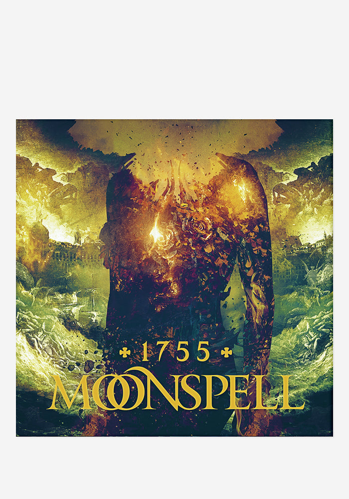 MOONSPELL 1755 With Autographed CD Booklet