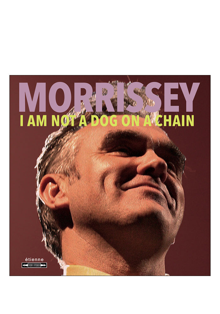MORRISSEY I Am Not A Dog On A Chain CD