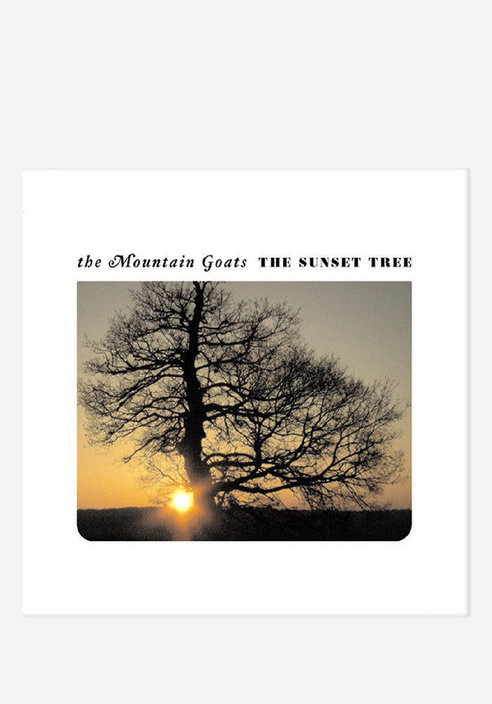 THE MOUNTAIN GOATS Sunset Tree LP