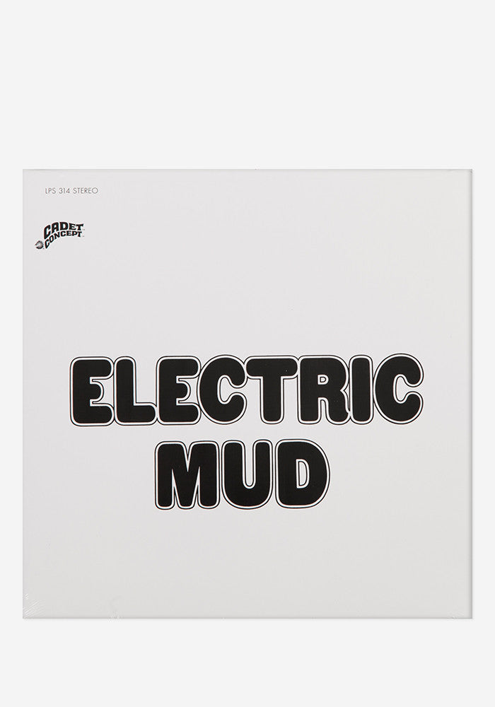 MUDDY WATERS Electric Mud LP