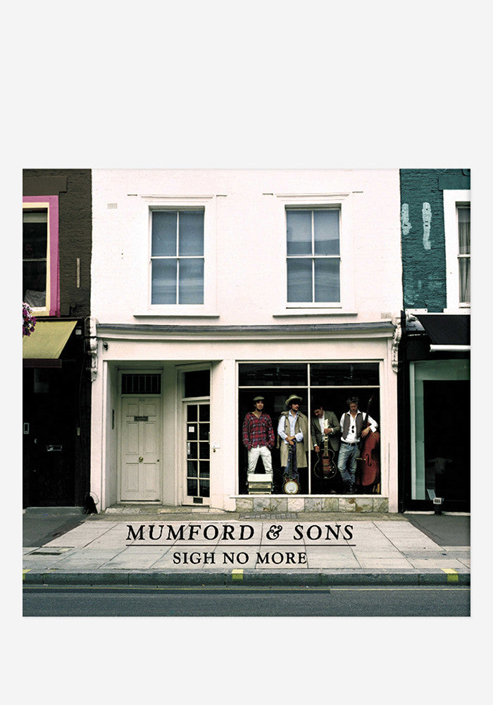 MUMFORD & SONS Sigh No More LP