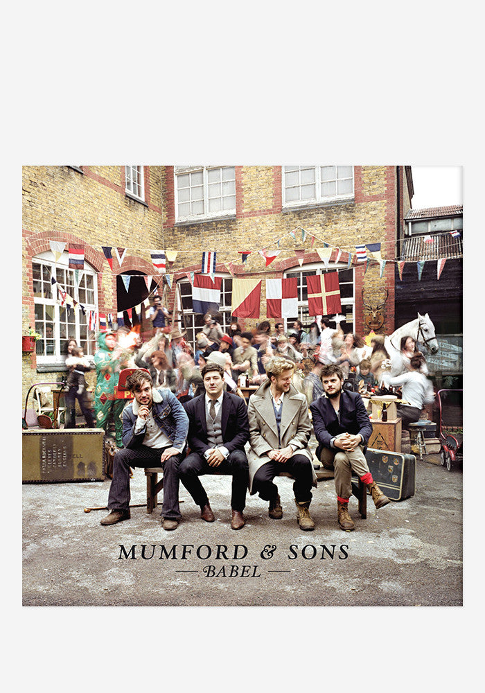 MUMFORD & SONS Babel LP