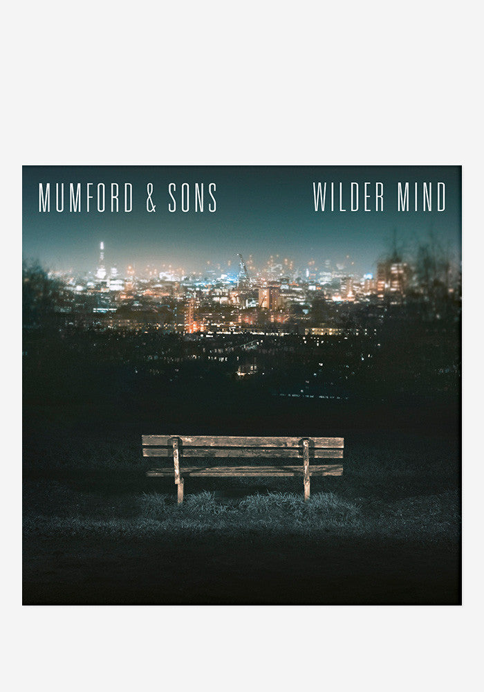 MUMFORD & SONS Wilder Mind LP
