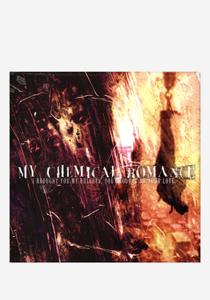 MY CHEMICAL ROMANCE I Brought You My Bullets, You Brought Me Your Love LP