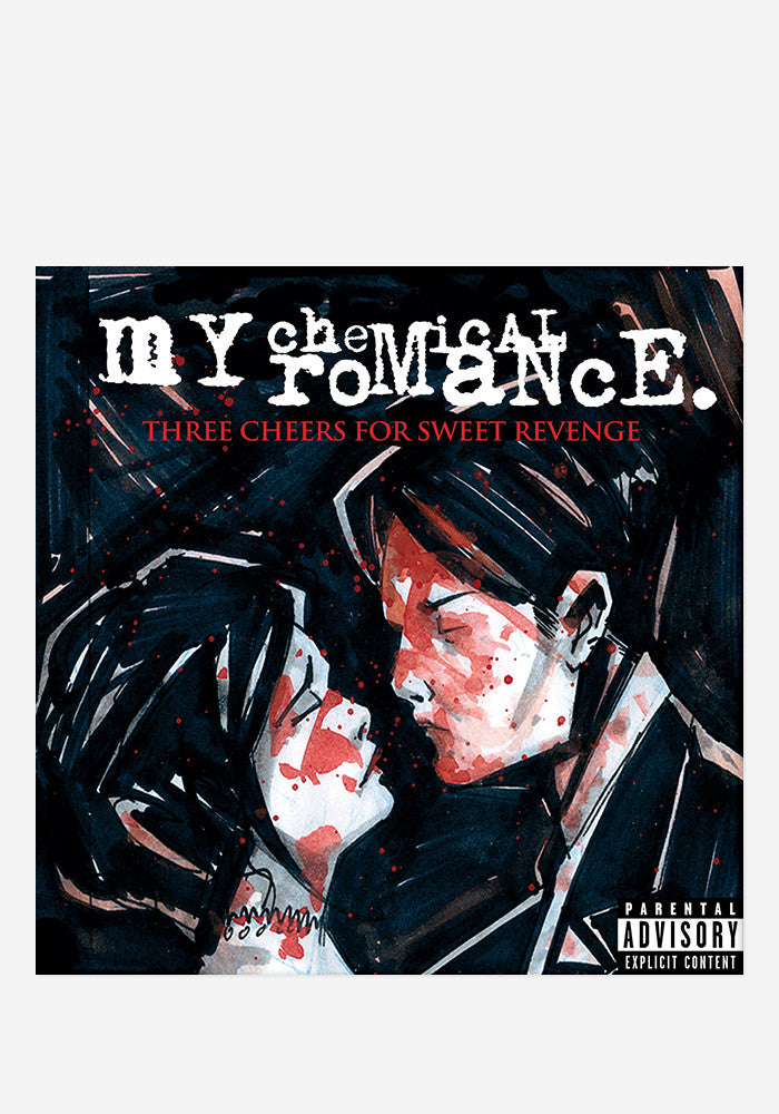 MY CHEMICAL ROMANCE Three Cheers For Sweet Revenge LP