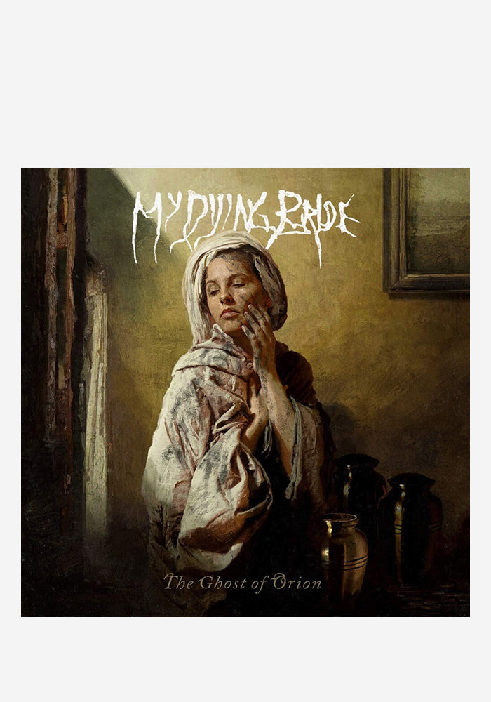 MY DYING BRIDE The Ghost Of Orion 2LP (Color)