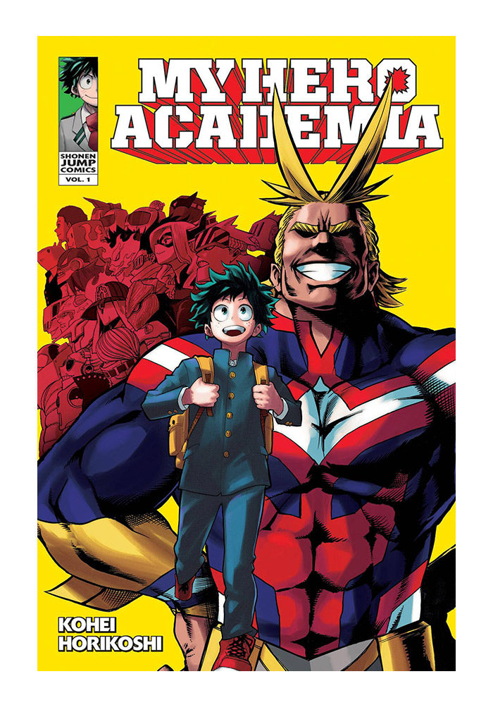 VIZ MEDIA My Hero Academia Vol 1 Manga