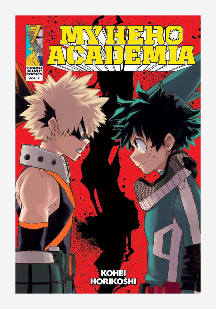 VIZ MEDIA My Hero Academia Vol 2 Manga
