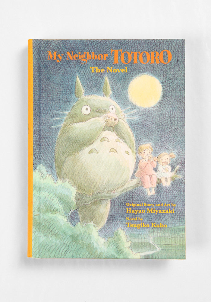 WICKED FUN READS My Neighbor Totoro: A Novel by Tsugiko Kubo