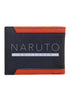 NARUTO Naruto Leaf Badge Bifold Wallet