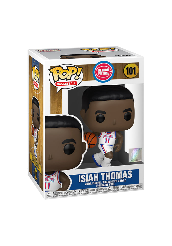 NBA Funko Pop! Sports: NBA - Isiah Thomas (Pistons)