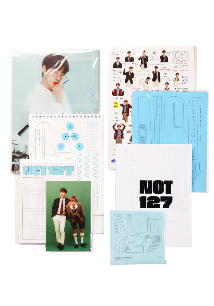 NCT 127 NCT 127 Seasons Greetings 2020 Box Set
