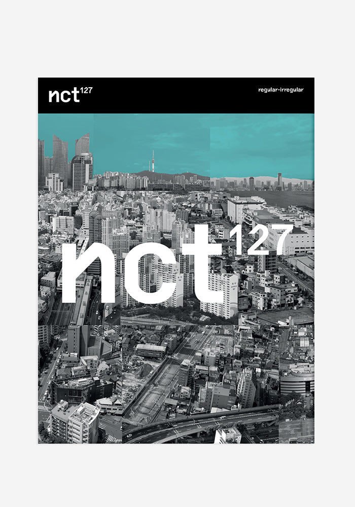 NCT 127 Regular-Irregular CD (Version B)