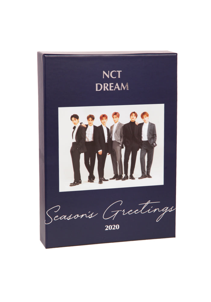 NCT DREAM NCT Dream Seasons Greetings 2020 Box Set
