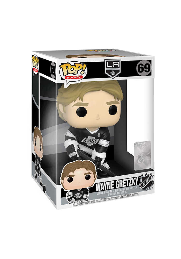"NHL Funko Pop! Sports: NHL Los Angeles Kings - 10"" Wayne Gretzky"