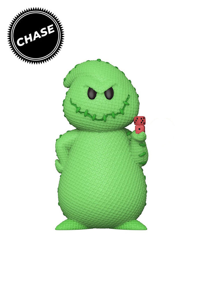 NIGHTMARE BEFORE CHRISTMAS Funko Vinyl SODA Figure: Nightmare Before Christmas - Oogie Boogie