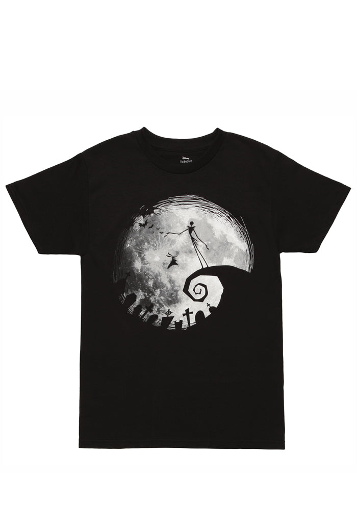 NIGHTMARE BEFORE CHRISTMAS Nightmare Moon Jack T-shirt