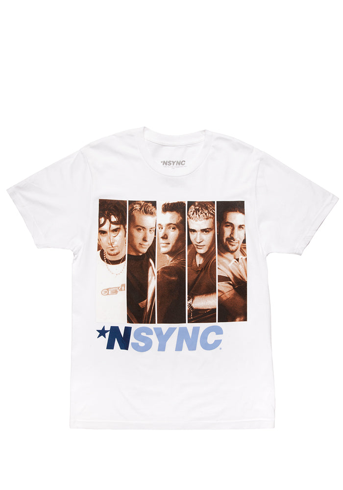 NSYNC NSYNC Group T-Shirt