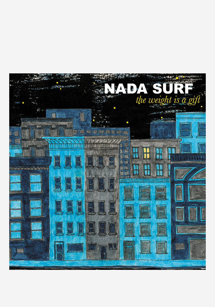 NADA SURF The Weight Is A Gift Autographed LP