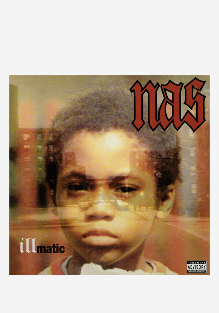 NAS Illmatic  LP