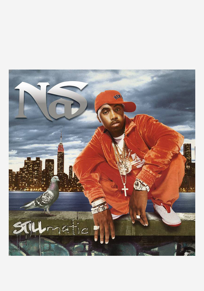 NAS Stillmatic 2LP (Color)