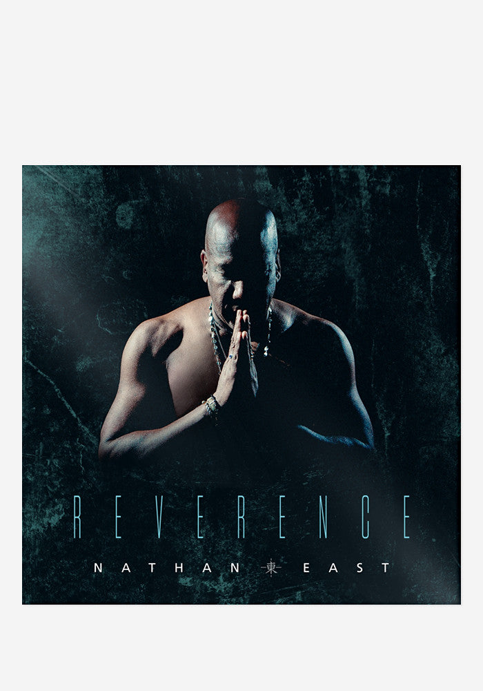 NATHAN EAST Reverence With Autographed CD Booklet