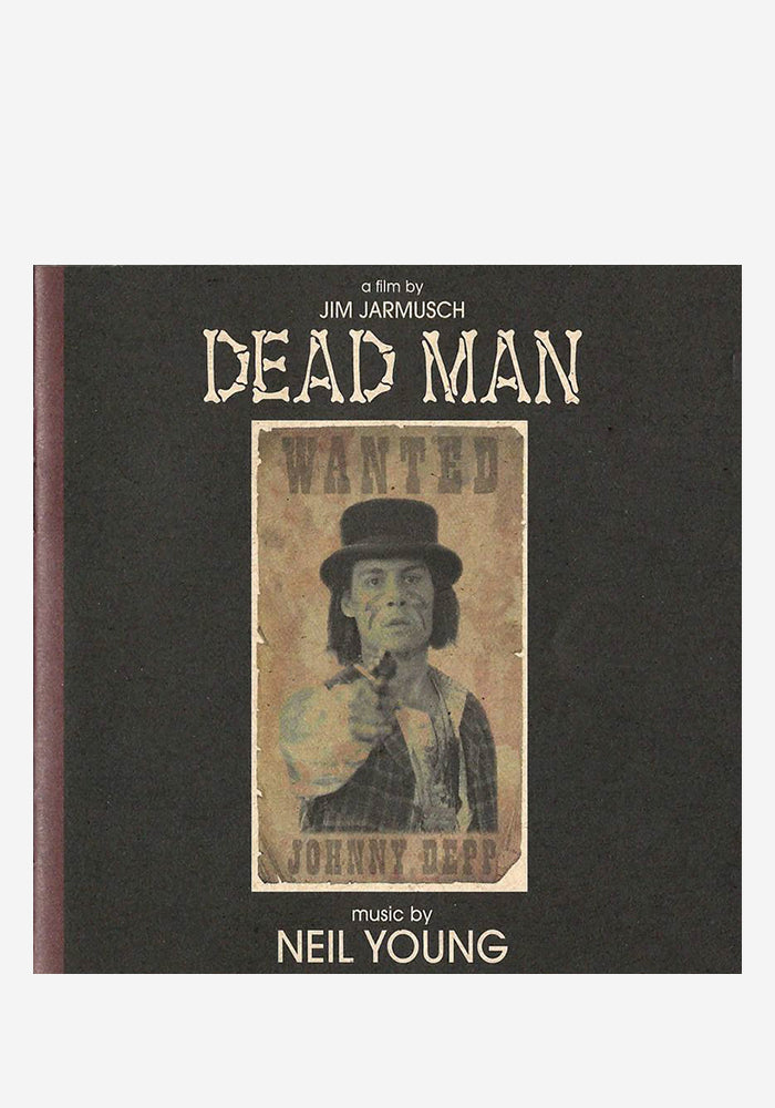 NEIL YOUNG Soundtrack - Dead Man 2LP
