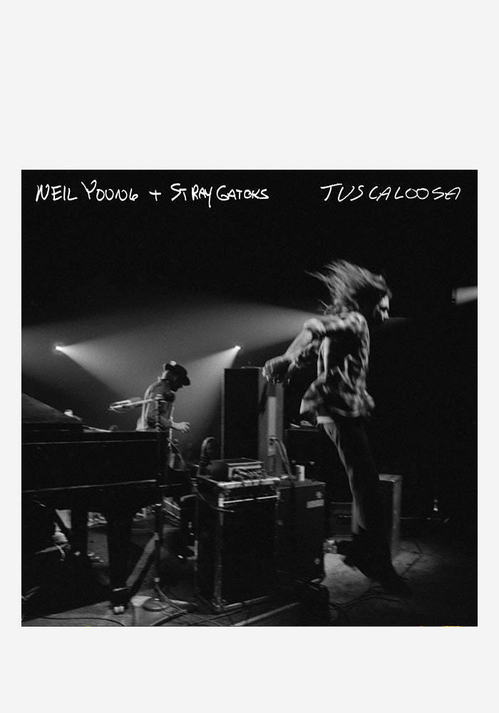 NEIL YOUNG & THE STRAY GATORS Tuscaloosa (Live) 2LP