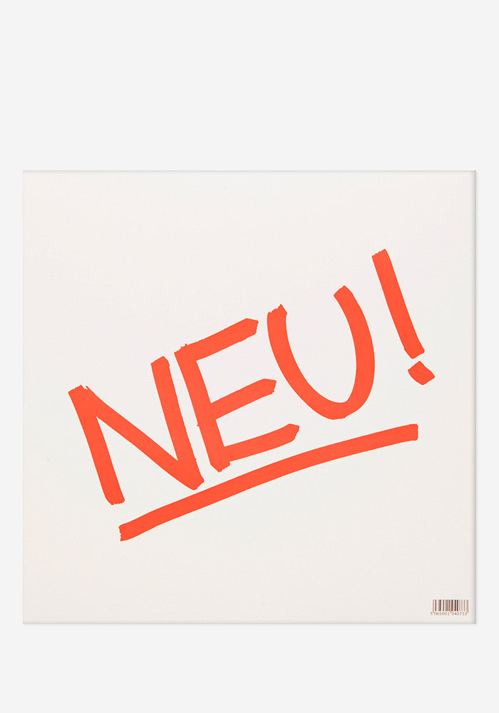 NEU! NEU! Exclusive LP
