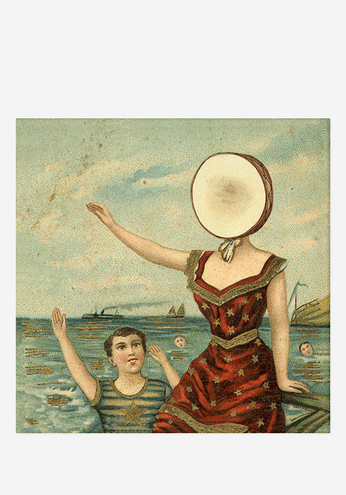 Neutral Milk Hotel-In The Aeroplane Over The Sea LP-Vinyl | Newbury Comics