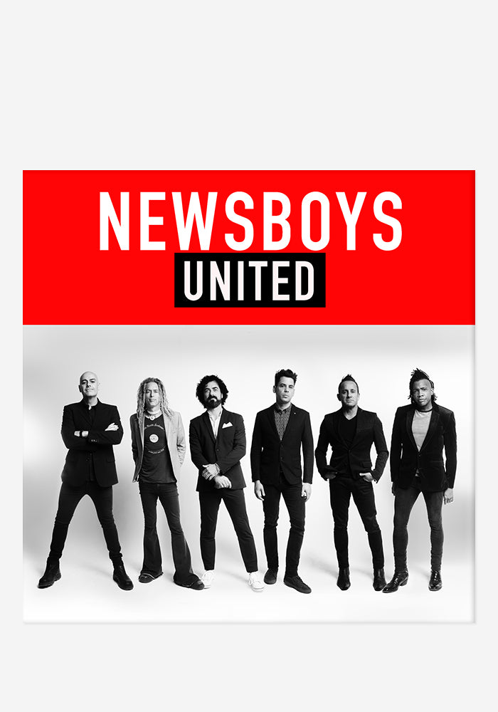 NEWSBOYS United CD With Autographed Booklet