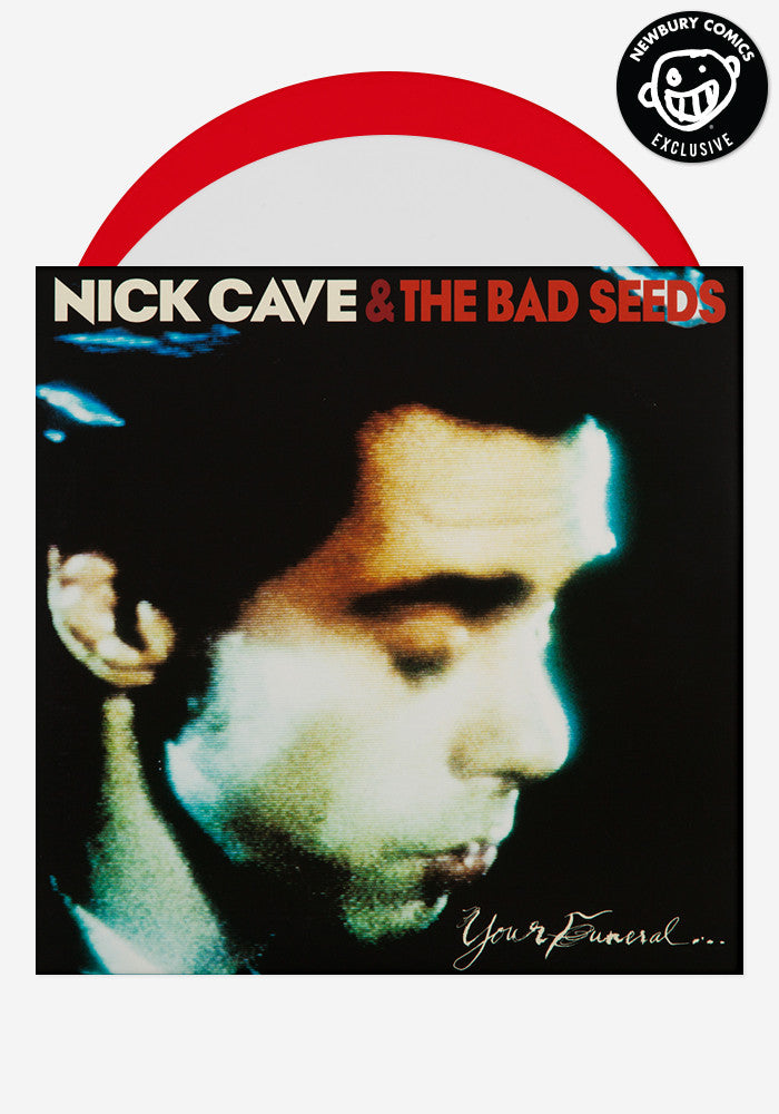 NICK CAVE & THE BAD SEEDS Your Funeral... My Trial Exclusive 2-LP