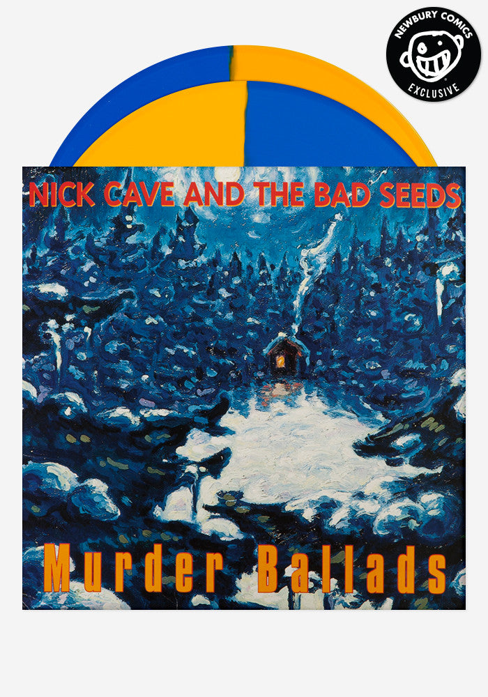 NICK CAVE & THE BAD SEEDS Murder Ballads Exclusive 2 LP